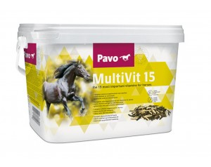 Pavo Multivit 15