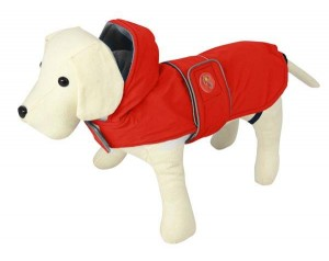 IMPERMEABLE PERROS DANCING...