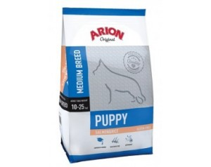 Puppy MEDIUM Breed SALMON &...