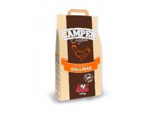 Camper Gallinas Puesta...