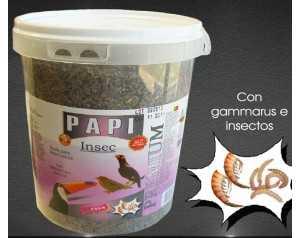 PAPI-INSEC CUBO 800 GR PILESAN
