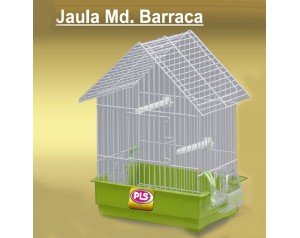 JAULA MODELO BARRACA